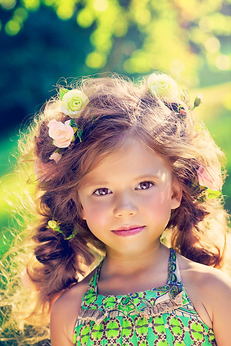 Little Girls Hairdos Country Hairstyles For Girls
