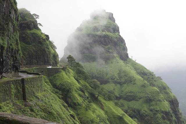 Varandha ghat in Mansoon