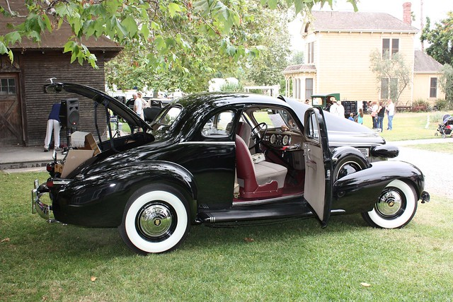 1937 Cadillac Series 60 Opera Coupe Flickr Photo Sharing