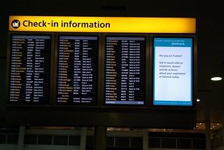 airport brand ambassador social media