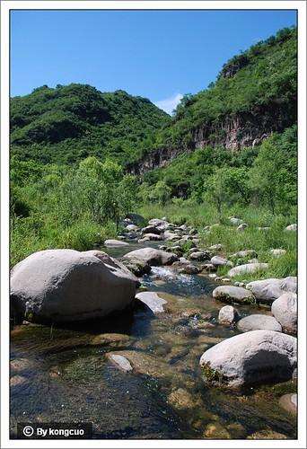 【图】后河峡谷的溪流2