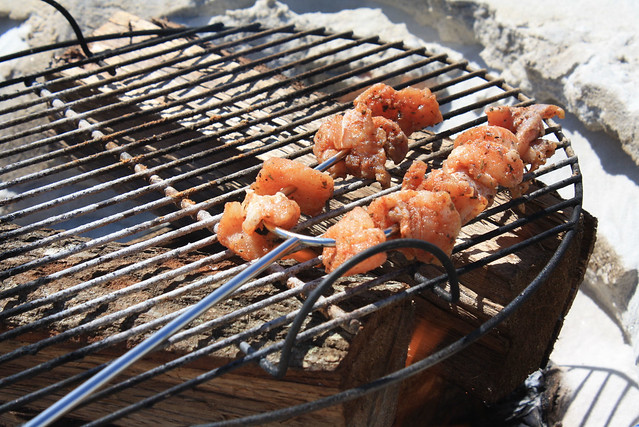 Cooking Alligator Tail | Flickr - Photo Sharing!