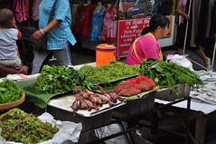 Market in Mae Sot