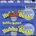 Europe - Wrigley - Hubba Bubba - Salty Licorice Flavor - bubble gum wrapper - 1970's 1980's by JasonLiebig