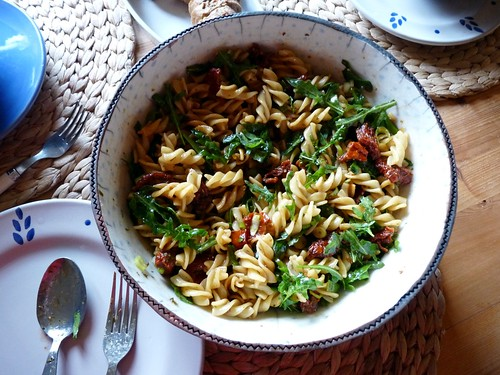 Slow food Salat