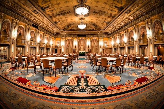 Crystal Ball Room in Millennium Biltmore Hotel