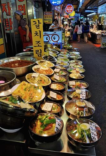 Namdaemun Food Street