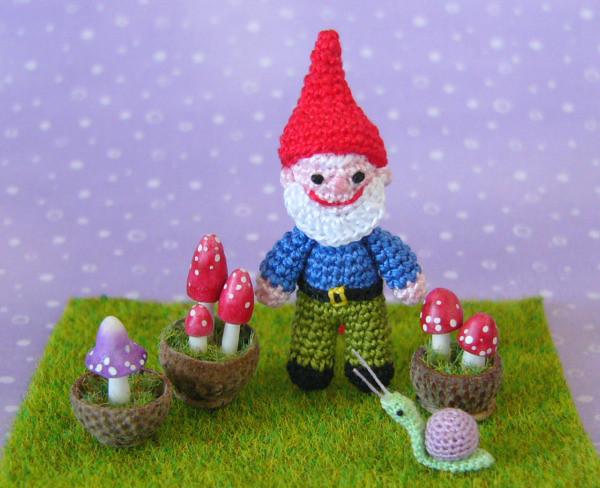 Crochet Gnome Pattern Flickr - Photo Sharing!
