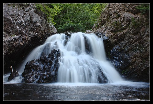 canada water waterfall victoriapark rocks novascotia truro waddellfalls