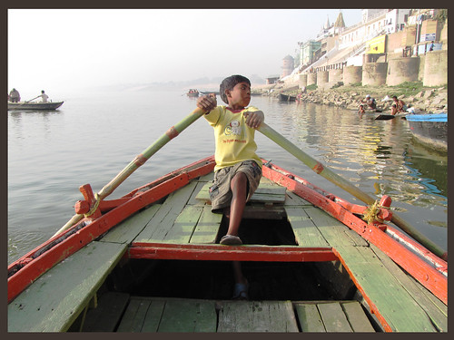 Boatman's son