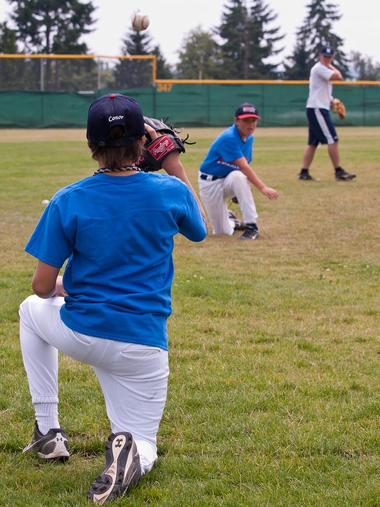 Diamond Skills Baseball Camp