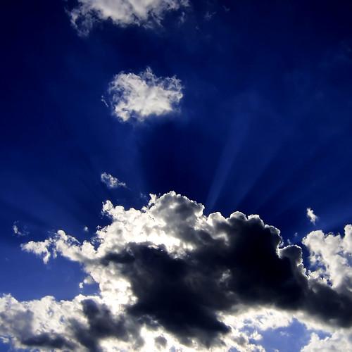 無料写真素材, 自然風景, 空, 雲, 青空