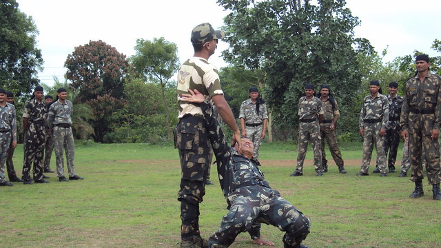GROUP,SPECIAL TASK FORCE,SPECIAL INDIAN ARMED FORCES COMMANDO TRAINING ...