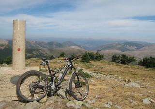 La típica foto en Cerro Buey