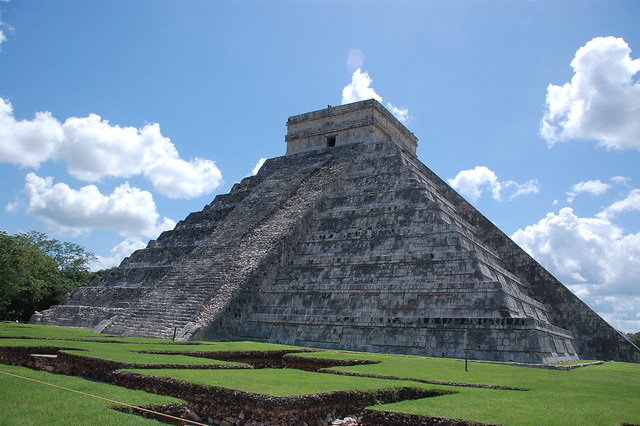 "Temple of Kukulkan or ""El Castillo"""