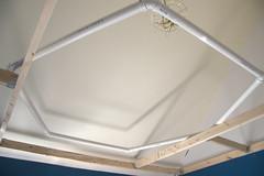 Frame test & ceiling truss