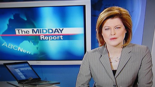 THE MIDDAY REPORT | by RubyGoes