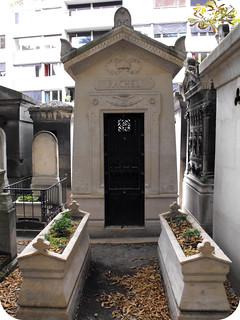 Mausoleum of Élisa Rachel Félix (1821-1858) - Actress