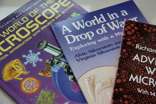 microscope books