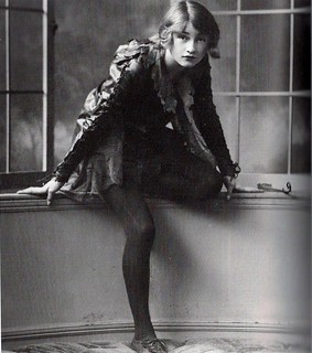 Stephanie Stephens as Peter Pan-1906