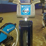 First Ride on Boris Bike