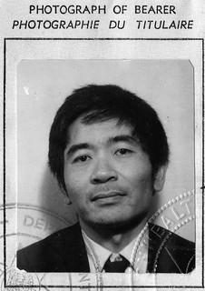 My dad, circa 1969