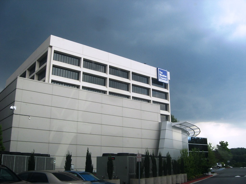 atlanta  weather channel headquarters