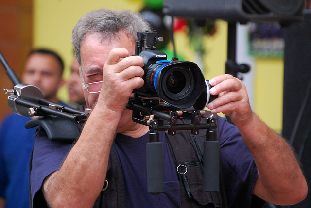 DSLR video for photojournalism