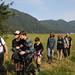 Hiking Kelp Bay
