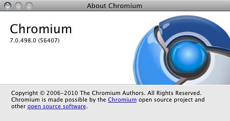 Verso Chrome 7