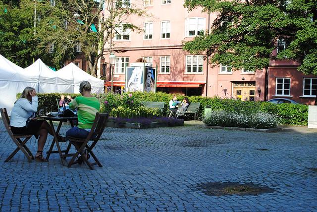 Brændstof: Byens Brændstof: Lokale Foodie Fifs fra Malmö
