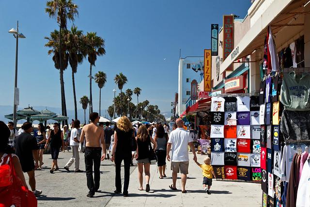 Venice beach boardwalk flickr photo sharing