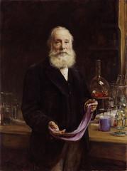 Cope, Arthur Stockdale (1857-1940) - 1906 Sir William Henry Perkin (National Portrait Gallery, London)