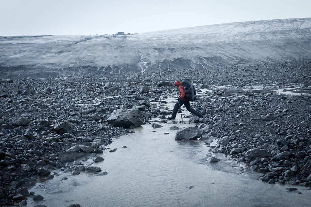 Headwaters of the Þjórsá river, Iceland