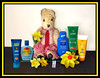 Ted Celebrating Daffodil Day... In the Support of Cancer Research... by Reflective Kiwi %-)
