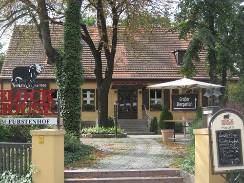 restaurant zehlendorf