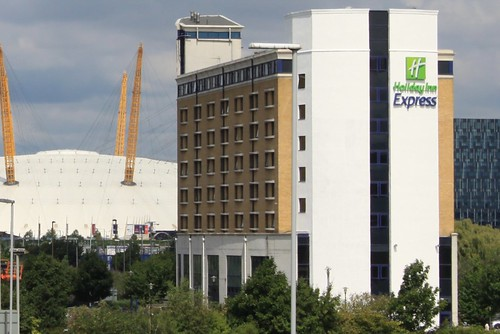 Express by holiday inn hotel greenwich near o2 arena in for Hotels 02 arena