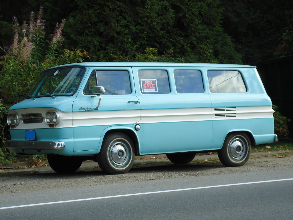 Chevy Greenbrier Van For Sale Autos Post