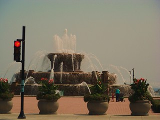 Clarence F. Buckingham Memorial Fountain