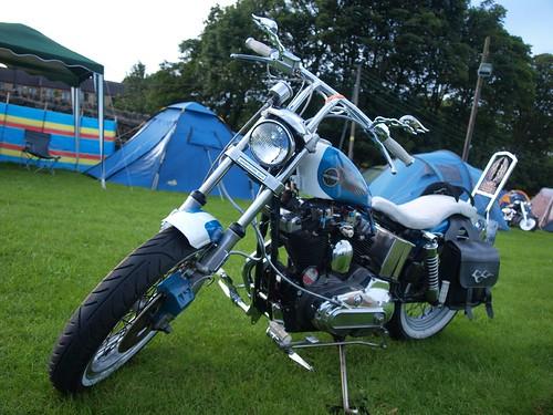 Harley Davidson Speedster XHL