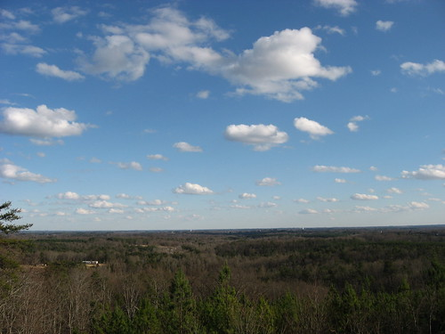 clouds view southcarolina upstate escarpment viewshed highlandshighway