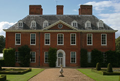 stately home, building, property, house, manor house, estate, mansion, residential area, almshouse, facade, lawn, home, brick, historic house,