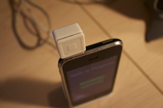 Square Iphone  Plus Case