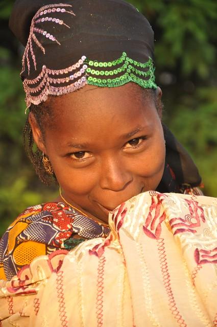 Central African refugee