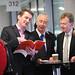 Aodhain ORiordain, Kevin Humphreys and Aidan Culhane at the Manifesto Launch.