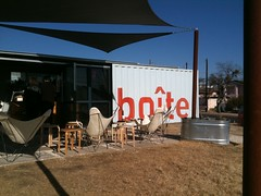 Boîte: makers of wonderful croissants in Austin!