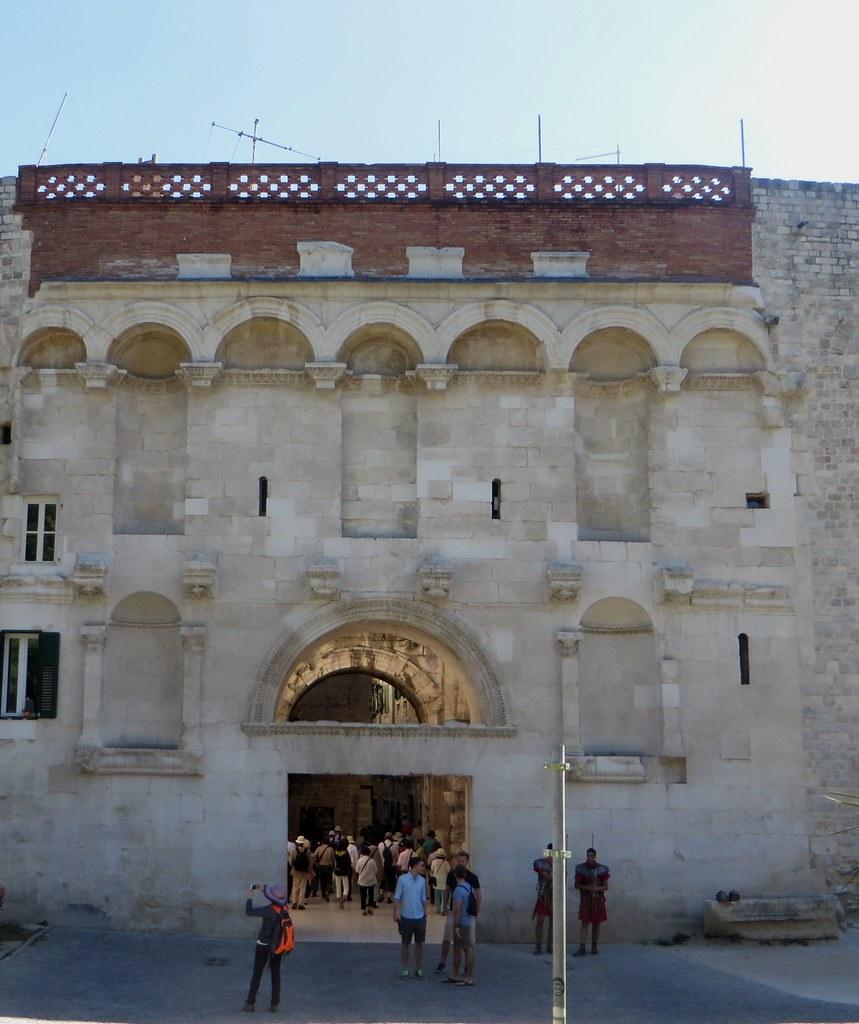Porta Aurea di Spalato