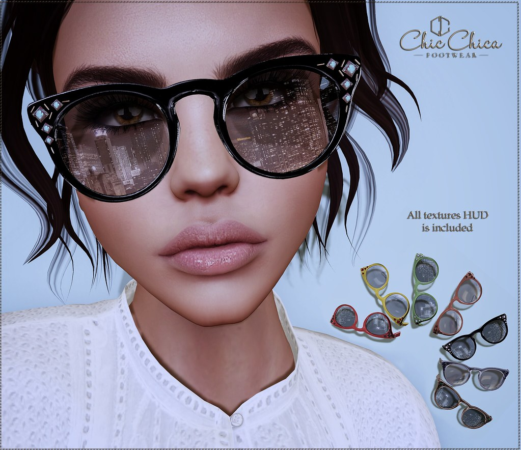 Ashley shades by ChicChica OUT @ Collabor88