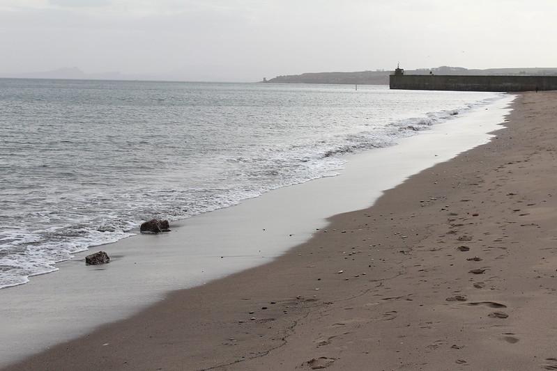 Kirkcaldy beach car park