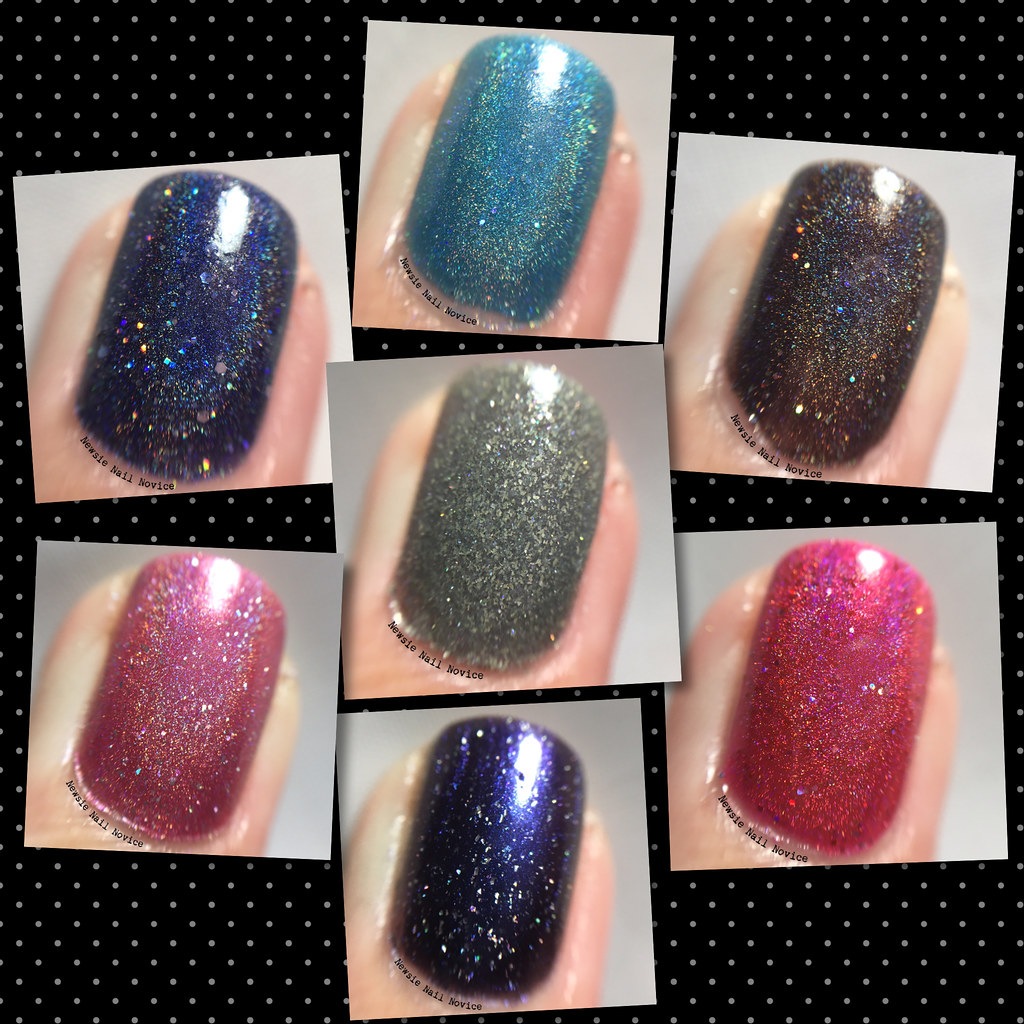 Literary Lacquers June Releases